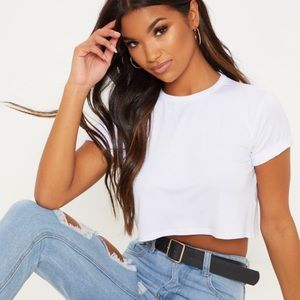 Pretty little thing 2 crop tops